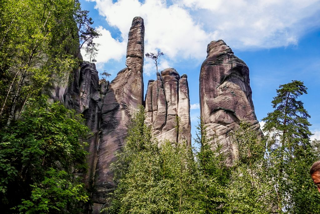 Tschechien-Warum sich ein Ausflug nach Adršpach lohnt