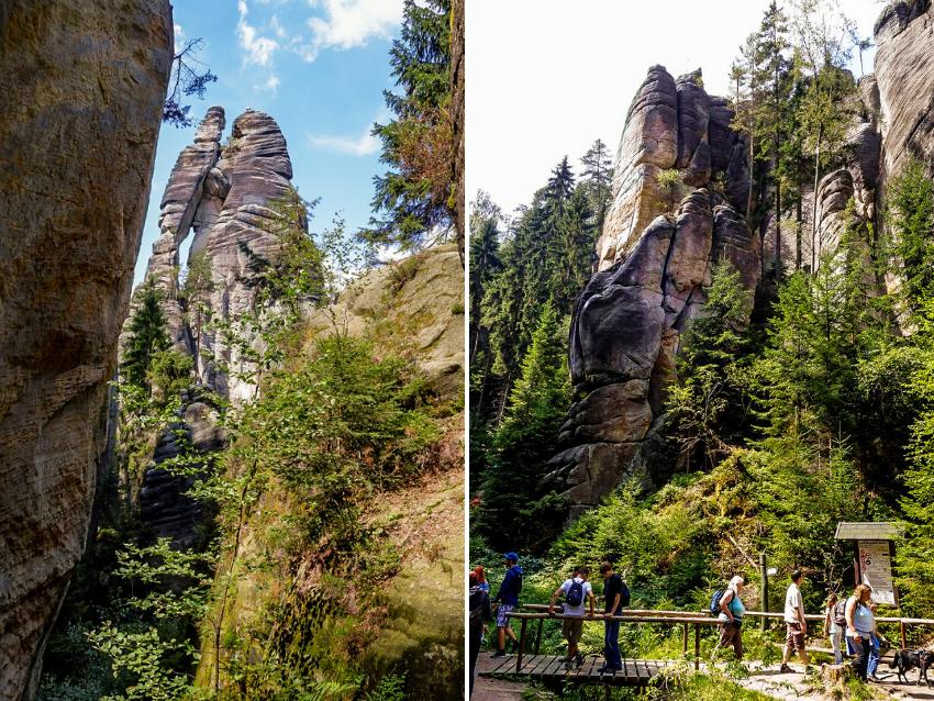 schechien-Warum sich ein Ausflug nach Adršpach lohnt