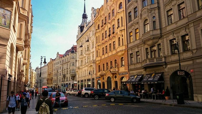 Prag Josefstadt