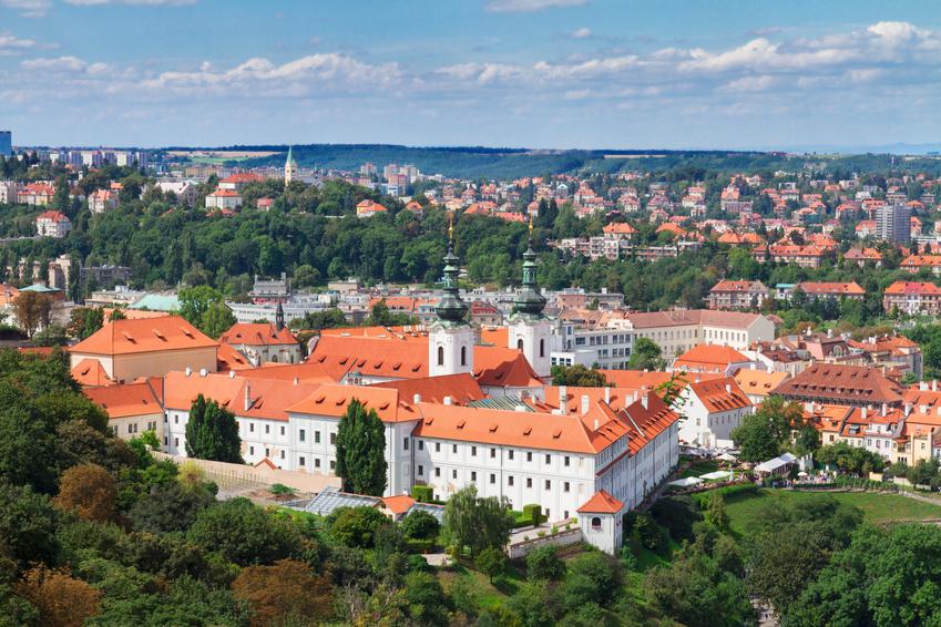 Prag, Kloster Strahov - Bild Fotolia