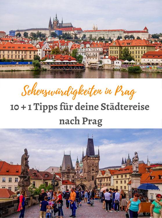 Prag Sehenwürdigkeiten, Städtetripp, Städtereise