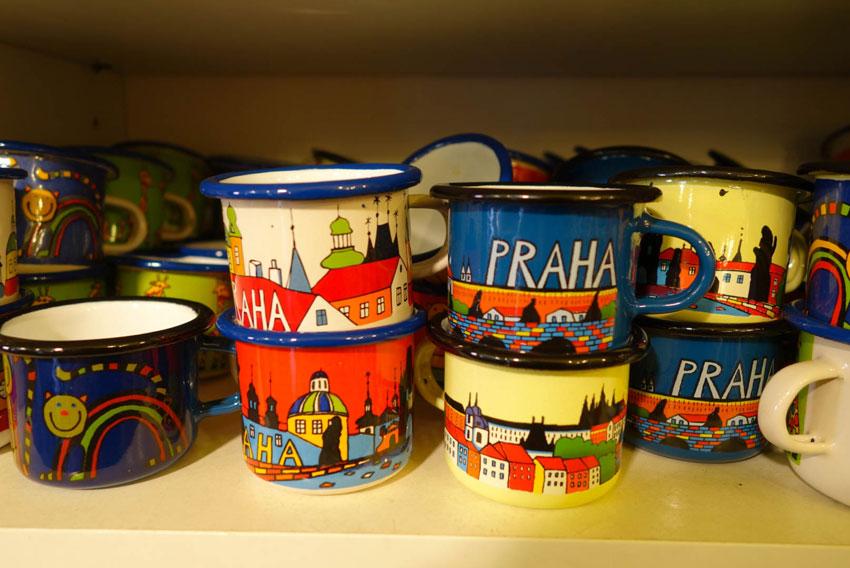 Prag Souvenirs