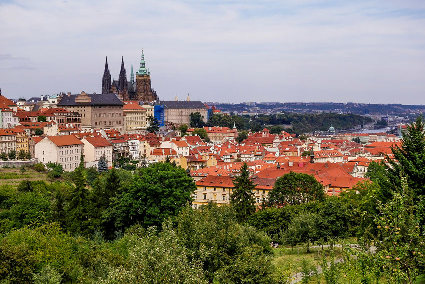 Prag-Prager Burg