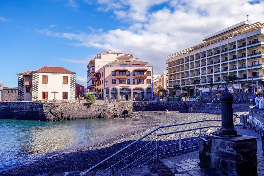 Reizeziele Europa, Spanien, Kanaren, Teneriffa, Puerto de la Cruz