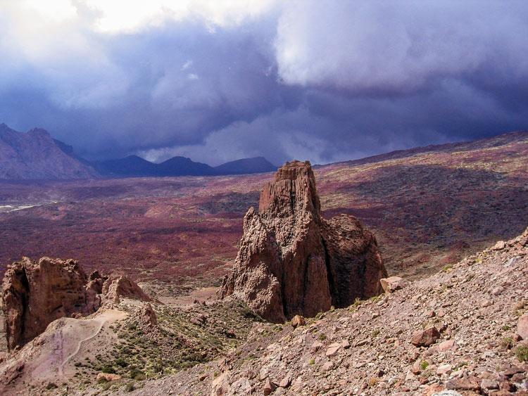 Reizeziele Europa, Spanien, Kanaren, Teneriffa, Nationalpark Teide