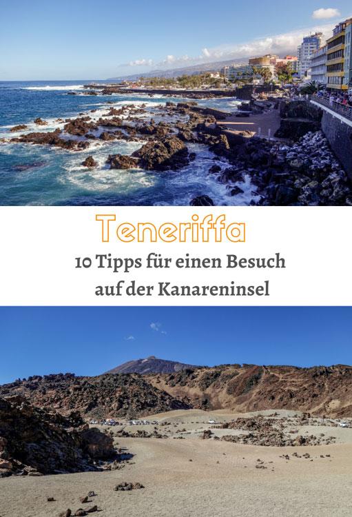 Reizeziele Europa, Spanien, Kanaren, Teneriffa