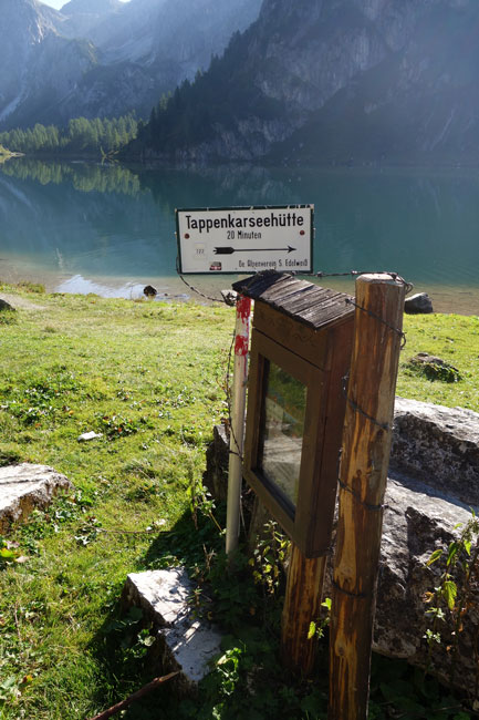 Tappenkarsee