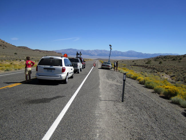 the loneliest Road of America