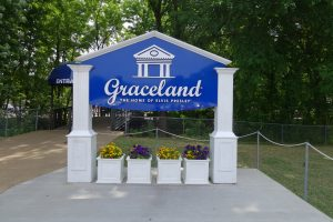 USA, Tennessee, Memphis,  Graceland