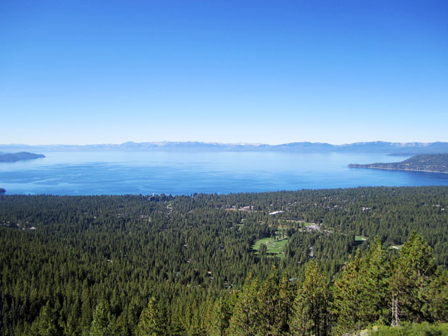 USA, Westen, Lake Tahoe