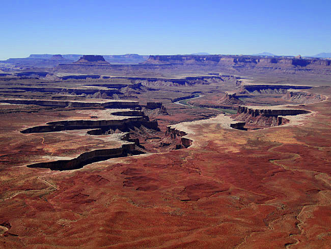 USA, Westen, Canyonlands