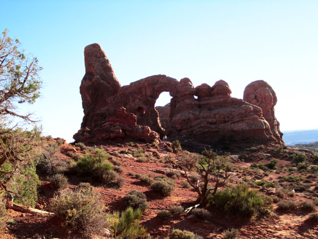 USA, Westen, Arches National Park