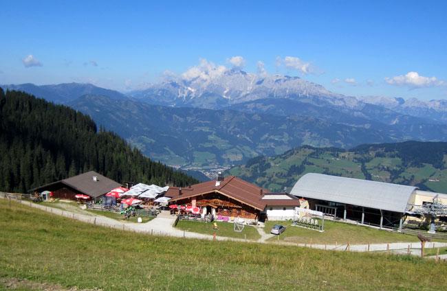 Österreich, Essen, Hütte