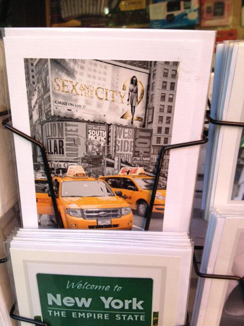 Postkarten New York