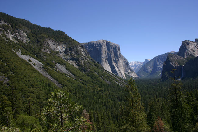 USA, Westen, Yosemite Nationalpark