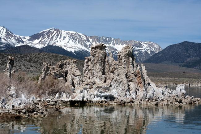 USA, Westen, Mono Lake