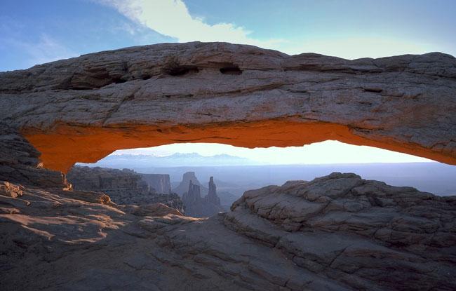 USA, Westen, Mesa Arch