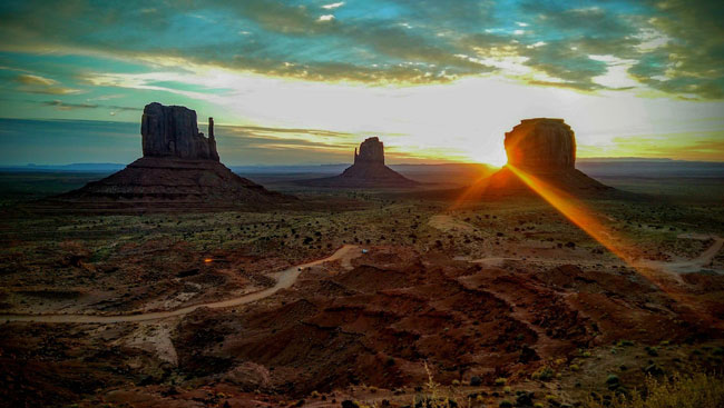 USA, Westen, Monument Valley