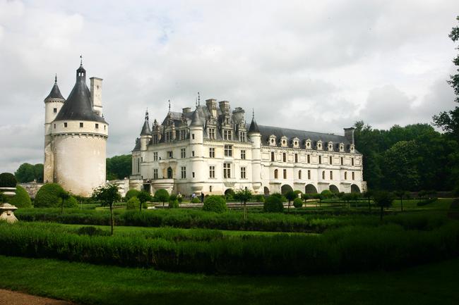 Schloss Chenonceau, Loire, Frankreich