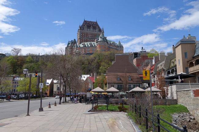 Château Frontenac, Quebec City, Kanada