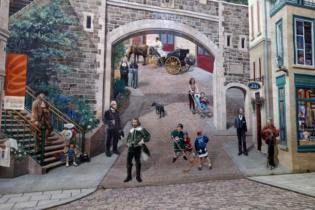 Unterstadt, Quebec, Kanada