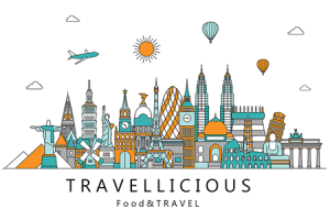 Travellicious Food & Travel