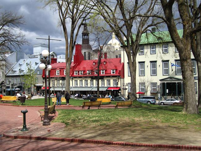 Quebec City, Kanada, Nordamerika