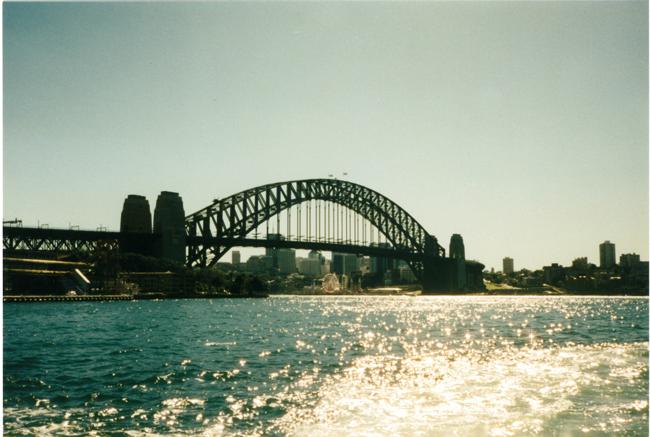 Habour Bridge, Sydney, Australien
