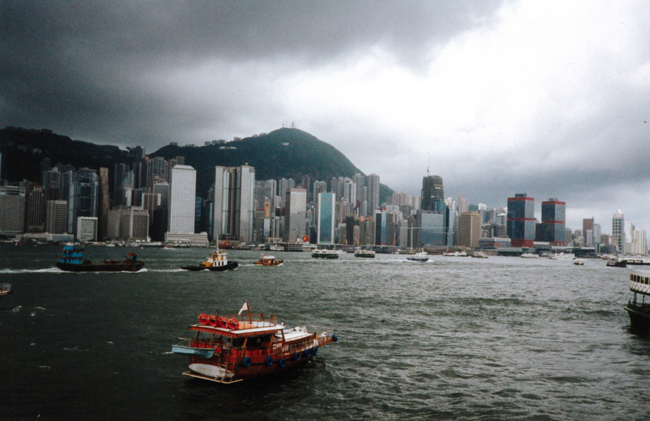 Hongkong, China, Asien