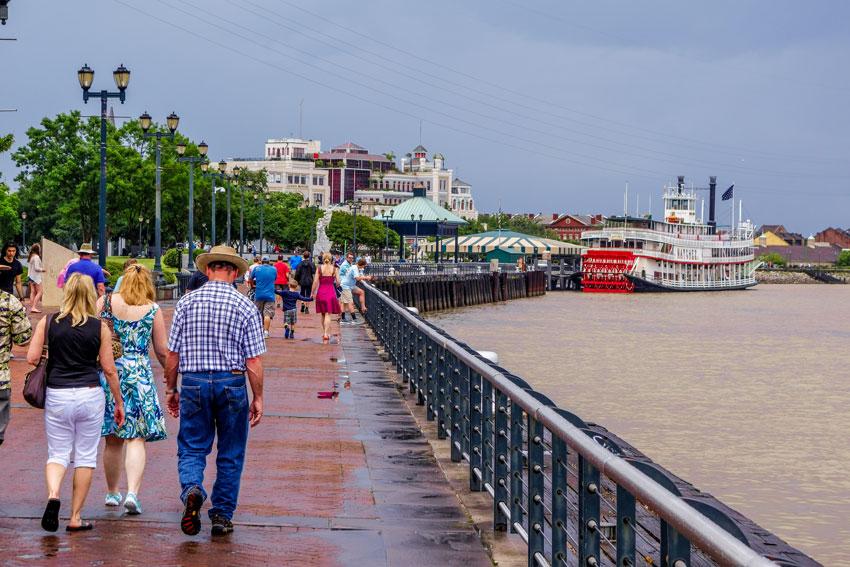 New Orleans - Mississippi