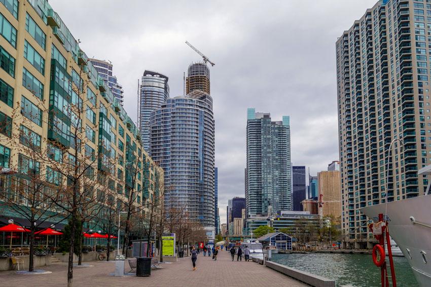 Roadtrip USA und Kanada - Toronto