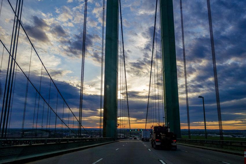 Roadtrip USA und Kanada - Unterwegs