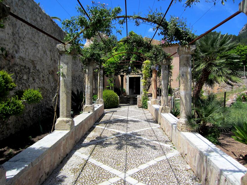 Mallorca-Die Gärten von Alfàbia