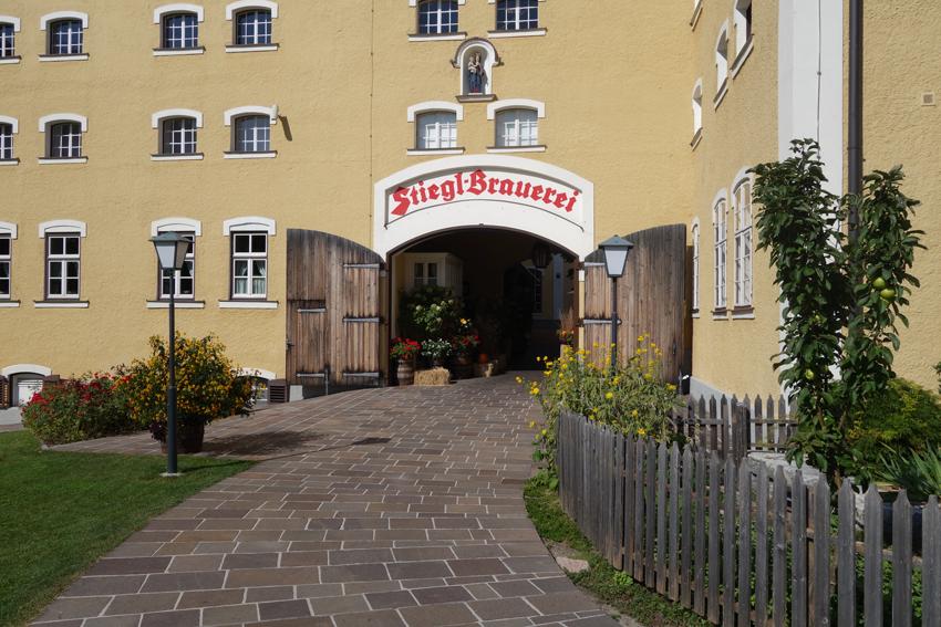 Salzburg Stiegl-Brauwelt