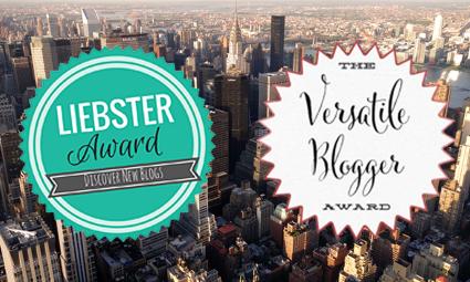 Versitale Blogger und Liebster Award