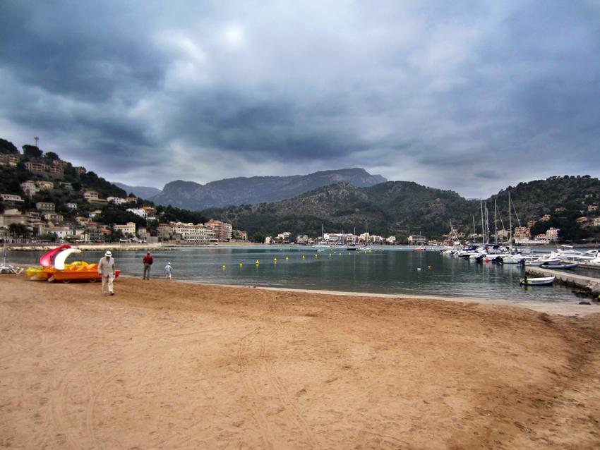 Mallorca, Bucht von Port de Sóller