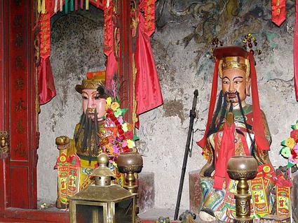 Hongkong, Hung Shing Tempel