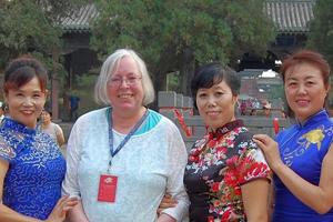 Hongkong, Ulrike, Bambooblog