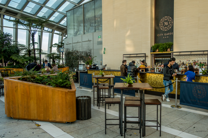 Skygarden, City Garden Bar