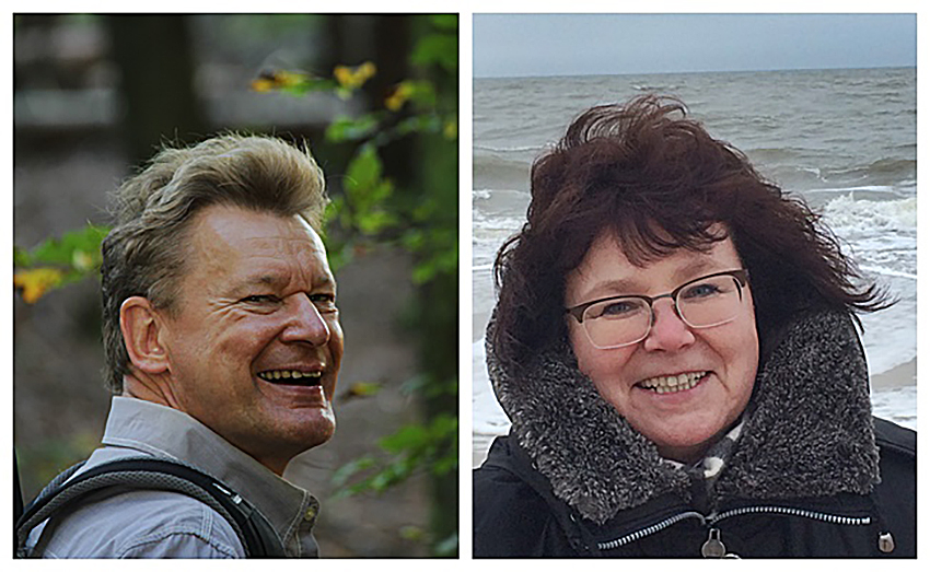 Bernd und Manuela, Urlaubshappen, Reiseblogger