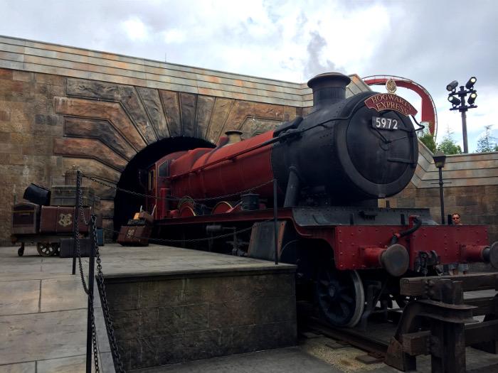 Florida - Orlando Hogwarts Express