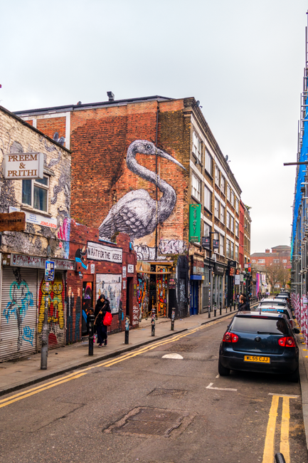 Das Londoner East End