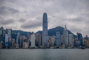 Hongkong - Skyline Hongkong Island