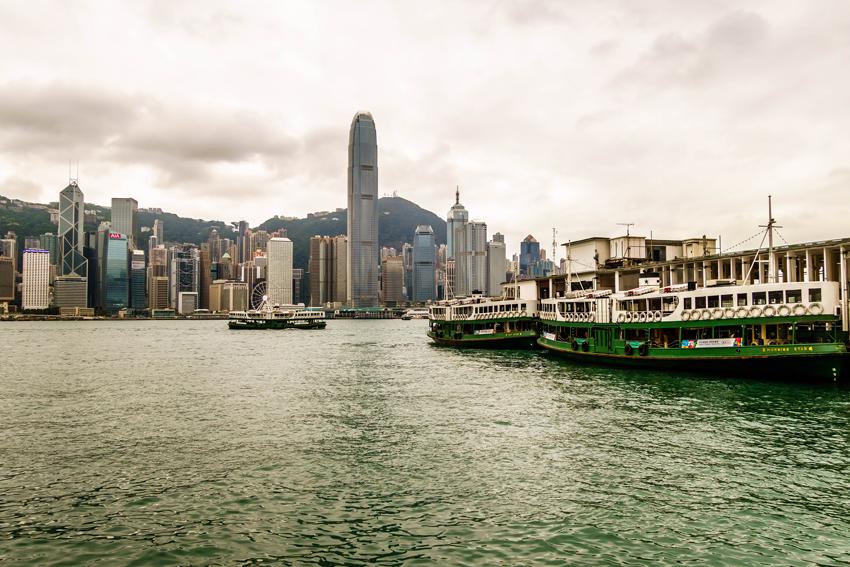Hongkong-Star Ferry