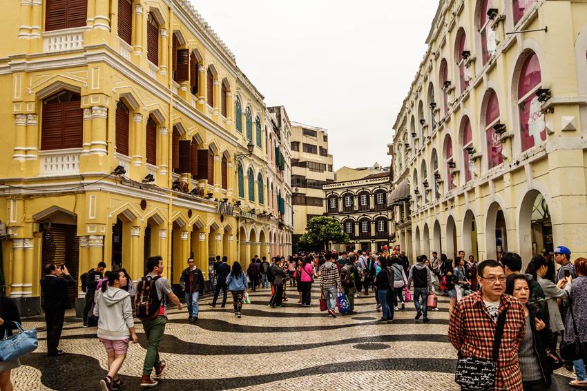 Macau - Largo do Sendado
