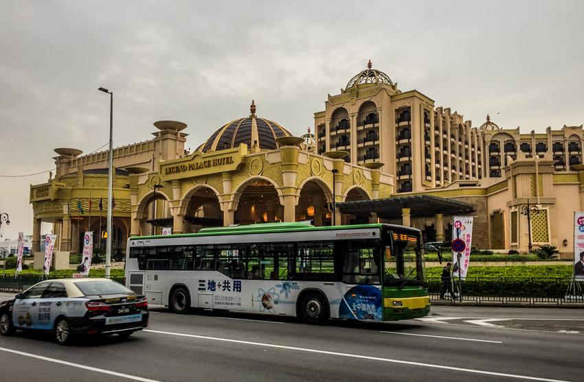 Macau - Casiono