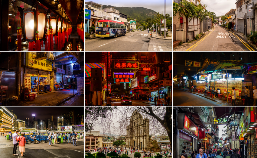 Hongkong - Lieblingsbilder