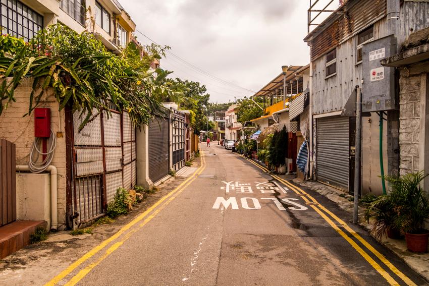 Hongkong Lieblingsbilder - Shek O
