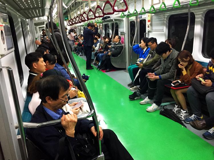 Seoul - Metro