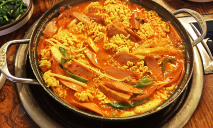 Lecker, scharf und vielfältig – Essen in Seoul